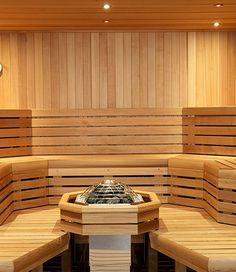 I have discovered the magic of the sauna at the gym. The dry sauna is great but I am loving the steam sauna! Dry Sauna, Steam Sauna, Saunas, Sauna Seca, Sauna Benefits, Health Benefits, Finnish Sauna, Sauna Room, Basement Sauna