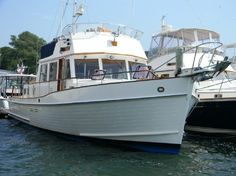 1991 Grand Banks 46 Classic Power Boat For Sale - www.yachtworld.com