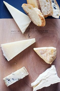 A Cheese Tasting Party…