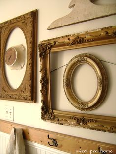 I really like old frames within old frames