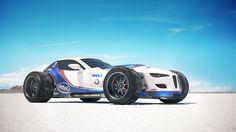 ArtStation - BMW Formula Concept, Andreas Ezelius