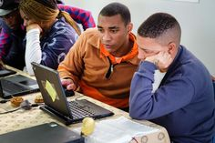 Brothers For All // Is Coding the Answer to Staying out of Prison? Science Articles, Science And Technology, Prison, Spotlight, Brother, Youth, Coding, Marketing, Education