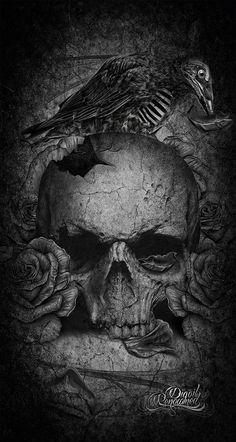 Skulls:  #Skull.