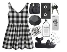 """Good things take time"" by gretamariaa ❤ liked on Polyvore featuring Nude, Fuji, Casetify, H&M, Luckies, contest, simple, blackandwhite, MyStyle and summer2016"