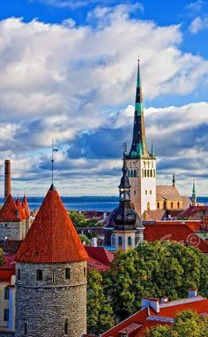 Tallinn, Estonia , from Iryna