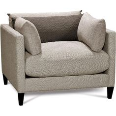 371-01TOBYGREYCH Windsor 45  Grey Upholstered Chair