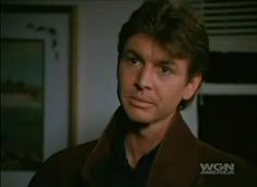 """Hugh O'Connor as Lonnie Jamison - """"In the heat of the night."""""""