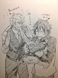 Everybody wants Leo's pizza (but mostly Leo heh)