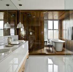 Banheiro: fotos e ideias de decoração - Viva Decora