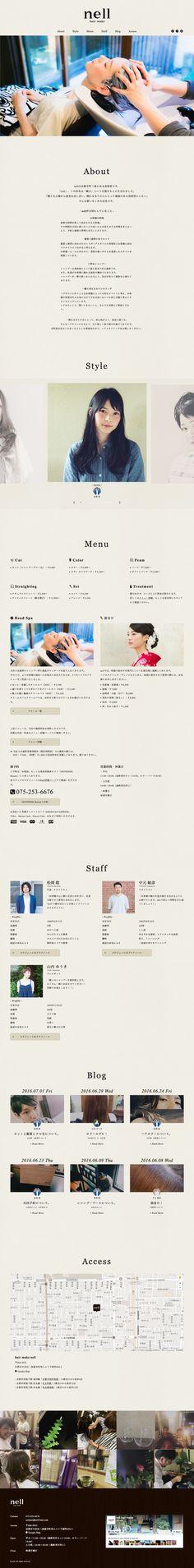 Color - ベージュ:81-web.com【Webデザイン リンク集】