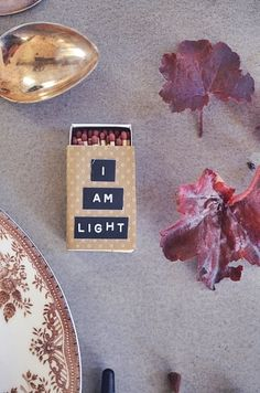 """""""You Light Up My Life"""" Matchbox 