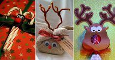 Emballages cadeaux, cartes, marque-places, décorations de sapins de Noël etc!