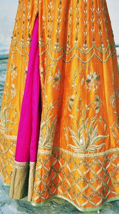 Anita Dongre | Akanksha Redhu | #ootd | details long