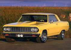 1964 Chevelle Malibu SS. Find parts for this classic beauty at http://restorationpartssource.com/store/