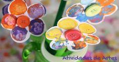 Todas as nossas atividades de artes - Atividades para Educação Infantil