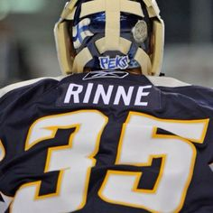 Rinne!!! Best goalie ever!!!