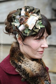 Alchimia Headpiece Dolly Kei Classic Lolita