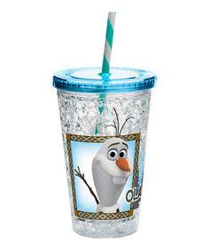 6 FROZEN CLEAR FLEXIBLE PLASTIC DRINKING STRAWS PARTY STRAW ELSA ANNA OLAF