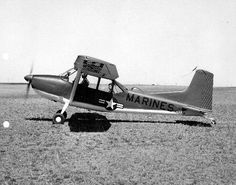 Cessna's OE-2 - a mishmash military model. Interesting history from former Cessna engineer Harry Clements.