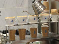 Brew bar @ Blue Bottle coffee, koffie, New York, NYC, Rockefeller Center