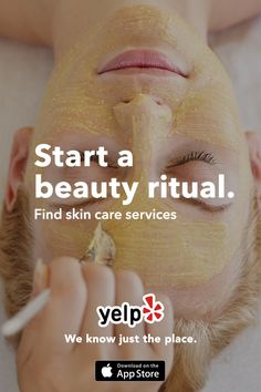 Whether you are looking for skin care tips or your next salon, Yelp has tons of great suggestions that are reviewed by millions of users. Get the App and start searching.