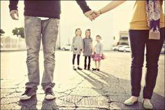 family portrait pose ideas