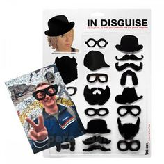 In Disguise Refrigerator Magnets OT155