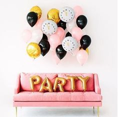 #FridayFeels  Time to P.A.R.T.Y!     @studiodiy Double tap and tag your squad.   #mrp #mrpfashion #fashion #party #frinally #friday #friyay #balloons
