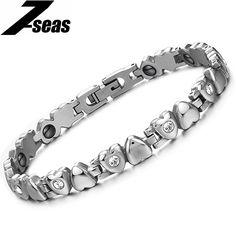 Hot Tourmaline energy bracelet /tourmaline bracelet health care Loving Heart germanium bracelets & bangles men jewelry 3022
