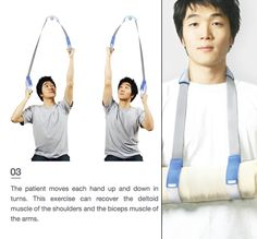 recovery arm sling