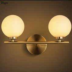 Cheap metal wall lamp, Buy Quality wall lamp directly from China wall lamp bedroom Suppliers: Nordic Simple Lustre Brush Brass IC Pendant Light Modern Minimalism Plated Metal Frosted Glass Shades Hanging Light Indo