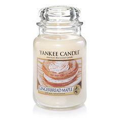 "Yankee Candle 1342585E ""Gingerbread Maple"" £17.40"