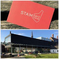 Simply Sybi: STAM met T en Café, by Pain Perdu.