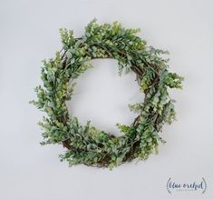 Most up-to-date Images Eucalyptus Wreath artificial Strategies This particular DIY eucalyptus wreath is an ideal base wreath for virtually every time of year as we Artificial Eucalyptus Garland, Eucalyptus Wreath, Artificial Flowers, Wreaths For Front Door, Door Wreaths, Grapevine Wreath, Front Porch, Lavender Wreath, Inside Plants