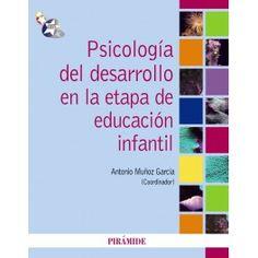 Psicología del desarrollo en la etapa de educación infantil. 23€