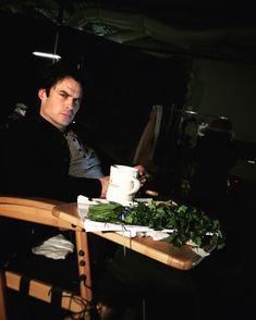 Ian Somerhalder - 26/02/16 - Eat yo parsley iansomerhalder https://www.instagram.com/p/BCRa2ZGHtqs/?taken-by=mkmalarkey - Twitter / Instagram Pictures