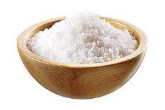 Veja onde o sal pode ser uma excelente ajuda na hora da limpeza