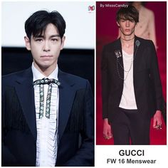 TOP wore Gucci F/W menswear during Bigbang Made the Movie release talk photo cr choidot #빅뱅메이드 #빅뱅 #TOPstyle #TOP #choiseunghyun #gucci #bigbang10 #bigbangmadethemovie #최승현