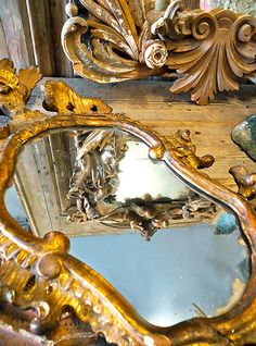 mirrors - alexandra french antiques