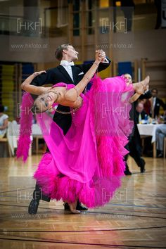 Ballroom Dance - Austrian Championships 2012