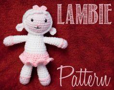 Lambie (Doc McStuffins) Amigurumi | Craftsy