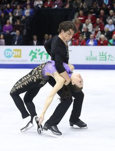 Tessa Virtue of Canada and Scott Moir compete in the Ice Dance Short Dance Program during day one of the 2016 Skate Canada International at Hershey Centre on October 28, 2016 in Mississauga, Canada.