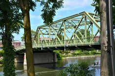 Seneca Falls: George Bailey's (It's a Wonderful Life) Bridge - Home in the Finger Lakes