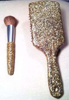 Add Glitter To Anything Without It Falling Off!