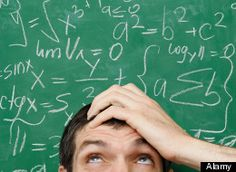 Math Anxiety Linked With Differences In Brain Functioning, Study Finds