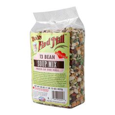 Bob's Red Mill 13 Bean Soup Mix (1x25LB )