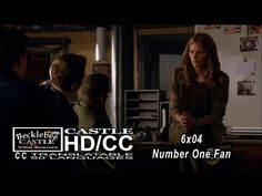 "Castle 6x04 ""Number One Fan"" Old Habits 