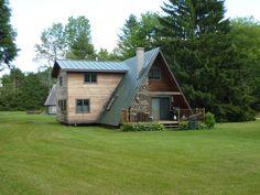 Vermont A-frame