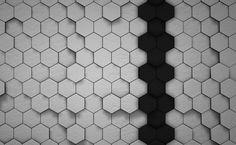 Hexagon HD Wallpaper