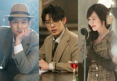 Chicago Typewriter pre-empted this weekend » Dramabeans Korean drama recaps